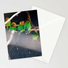 Agapornis Fischeri Stationery Cards