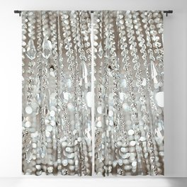 Crystals and Light Blackout Curtain