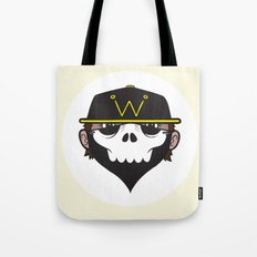 A Wicked Gentleman Tote Bag