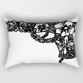 Life industrializes death Rectangular Pillow
