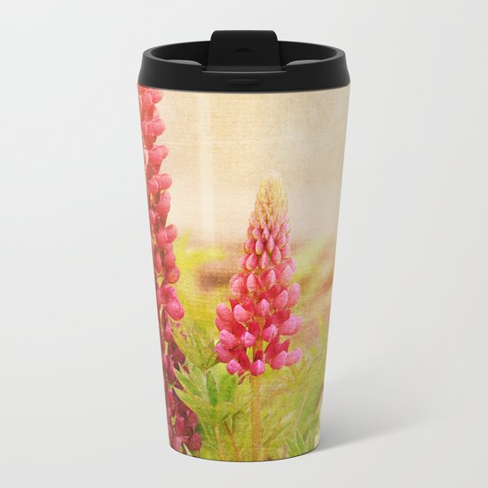 Lupin Metal Travel Mug