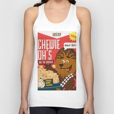 Chewy ohs Unisex Tank Top