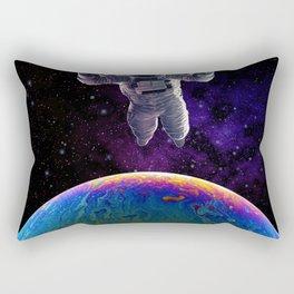 spaceman slick. Rectangular Pillow