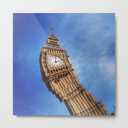 Big Ben, London (2) Metal Print
