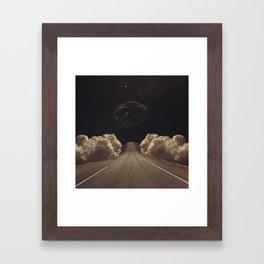 'Jasmine' Framed Art Print