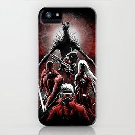 Legendary Guardians iPhone Case