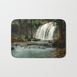 Silky Waterfall Bath Mat