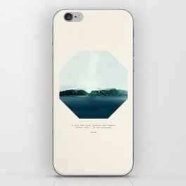 Do you know how badly I want to kill you? iPhone Skin