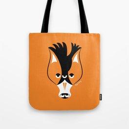 Fox and Crow Tote Bag