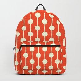 Bubble chain geometric pattern Backpack