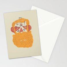 Der Bart Stationery Cards