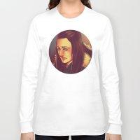 jem Long Sleeve T-shirts featuring In the Flesh - Jem Walker by SandraG.N.