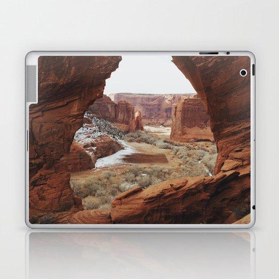 Window Rock Laptop & iPad Skin