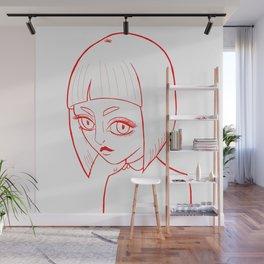 Emily Wall Mural