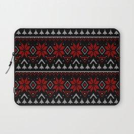 Scandinavian, knitting Laptop Sleeve