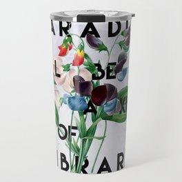 Library Travel Mug