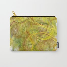 fine Lines   (A7 B0243) Carry-All Pouch