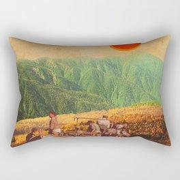 Eternal Noons Rectangular Pillow
