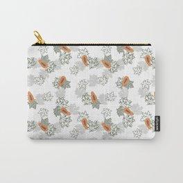 Pretty Papaya 2 Carry-All Pouch