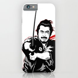 Yojimbo. Japanese iPhone Case