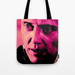 "Christopher Walken as Captain Koons ""The Gold Watch"" in ""Pulp Fiction"" (Q. Tarantino - 1994) Tote Bag"