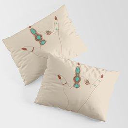 Love Language Pillow Sham