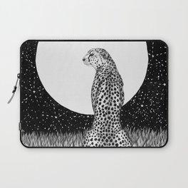 Cheetah Moon Laptop Sleeve