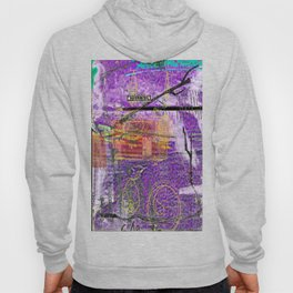Doodles & Diagrams No. 1 (Or The Joker's Wild Or Deluxe Or I Think I've Reached That Point) Hoody