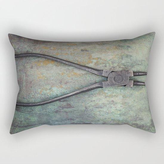 Pliers II Rectangular Pillow