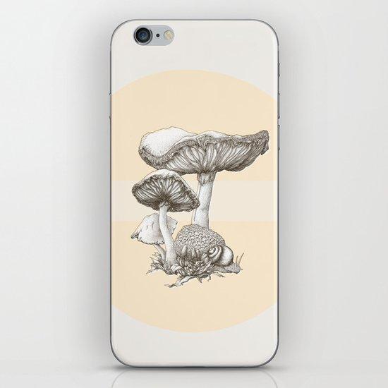 Fungi iPhone & iPod Skin