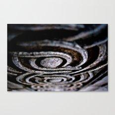 Upside Down Wall Canvas Print