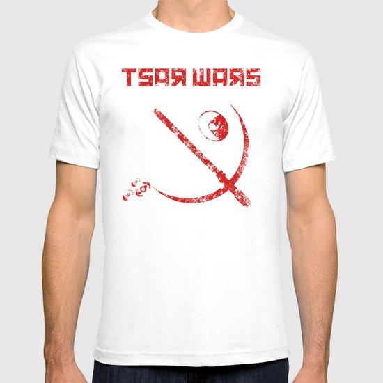Tsar Wars T-shirt