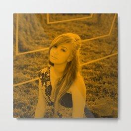 Ann B Mateo - Celebrity Metal Print