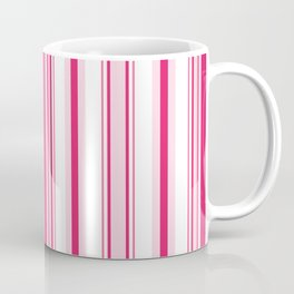 Pink 'alicious Stripes Coffee Mug