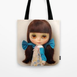 Vintage lady Blythe Tote Bag