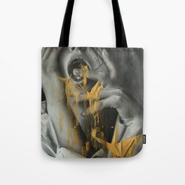 Don't Speak by Megan Buccere Tote Bag
