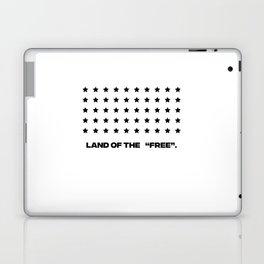 """Land of the """"free"""" Laptop & iPad Skin"""