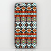southwest iPhone & iPod Skins featuring Southwest by Vannina