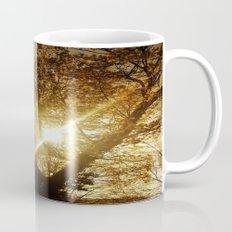 Sunset Behind the Tree Mug