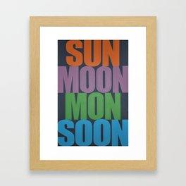Predictions Framed Art Print