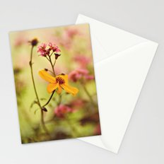 Lemon drop Flower box Stationery Cards