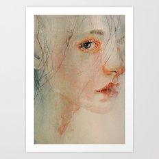 Ghost II Art Print