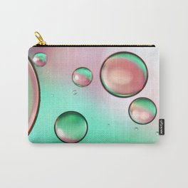 Watermelon Oil On Water Carry-All Pouch