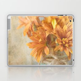 Mason Jar Daisy Bunch Laptop & iPad Skin