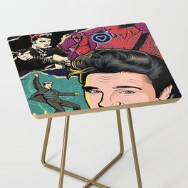 The King Side Table