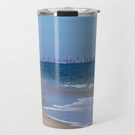 City Skyline Travel Mug
