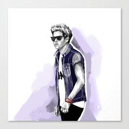 Cool niall Canvas Print