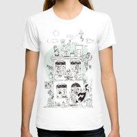 the neighbourhood T-shirts featuring Neighbourhood by neicosta