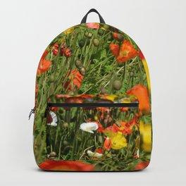 Poppy fields Backpack