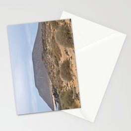 Volcanic Island Lobos Stationery Cards